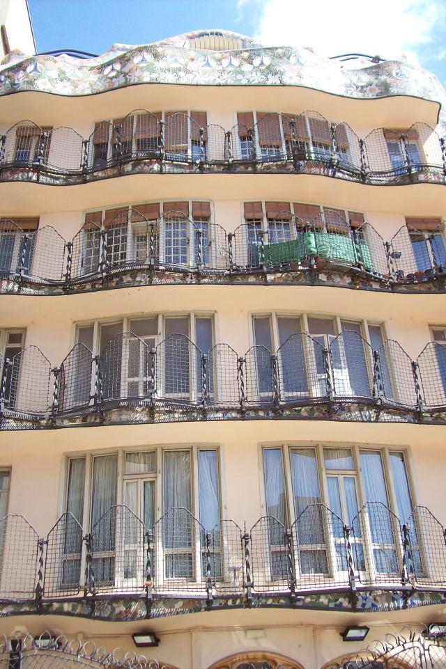 Barcelona- Casa Gaudi