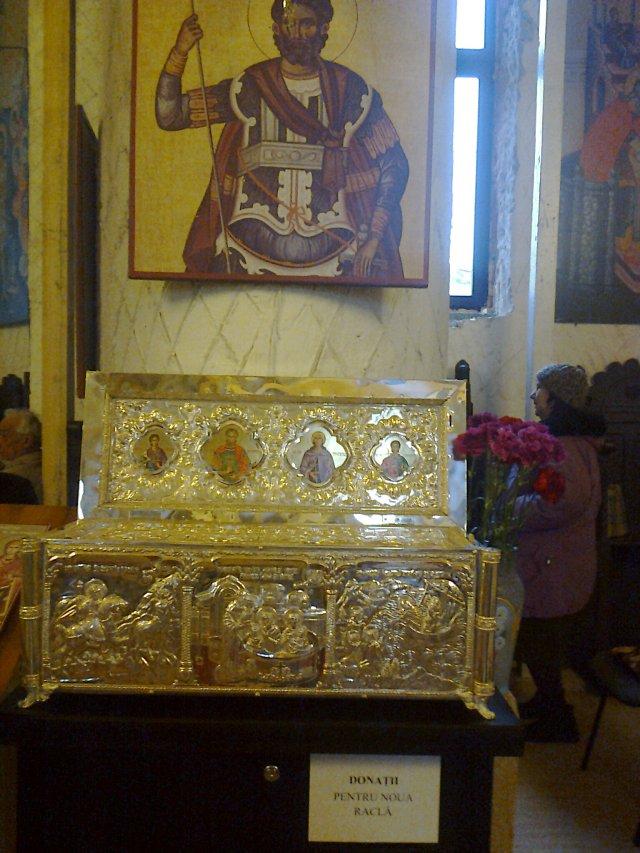 Racla Sf.Eusratiu