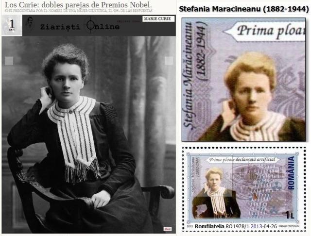 Marie-Curie-alias-Stefania-Maracineanu-in-viziunea-Romfilatelia-Info-Ziaristi-Online