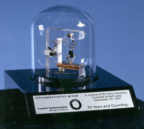 Replica-of-first-transistor